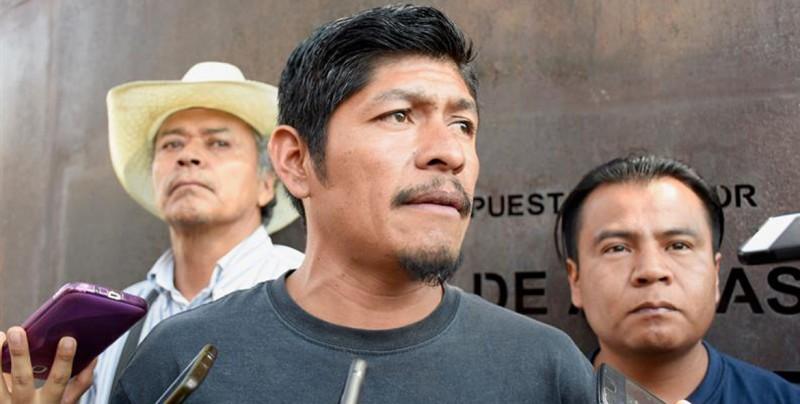 Asesinan al defensor del medioambiente Samir Flores