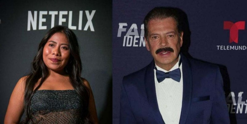 Piden sancionar a Sergio Goyri por comentario contra Yalitza Aparicio