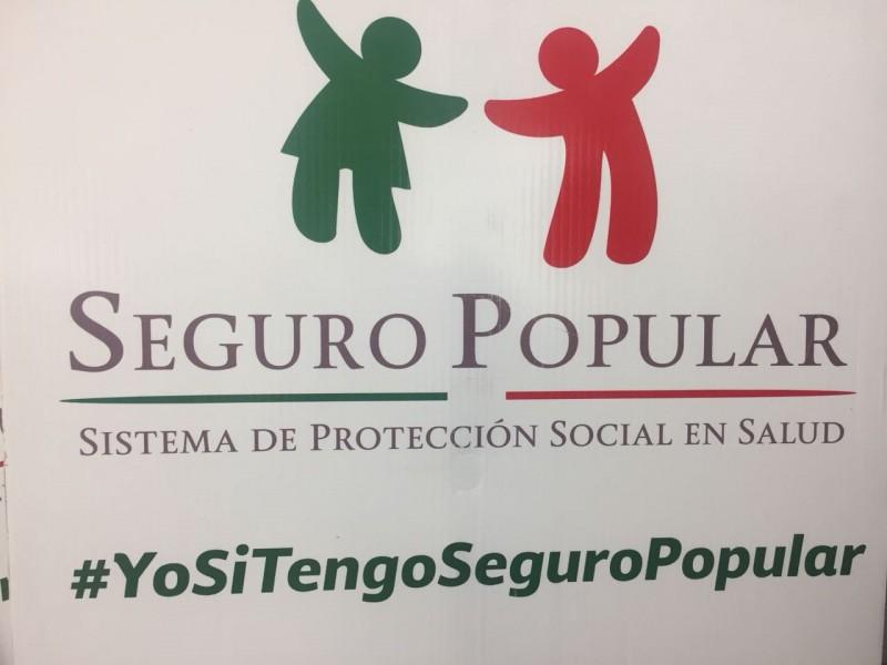 Brigadas del Seguro Popular, recorren las colonias de Mazatlán