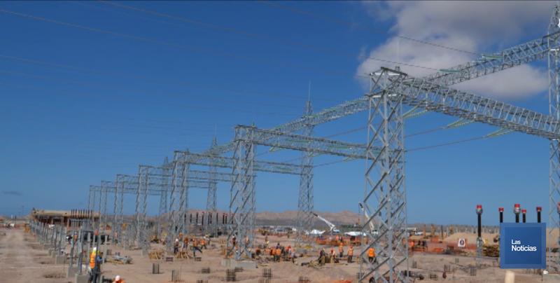 Próxima apertura de dos parques fotovoltáicos en Sonora