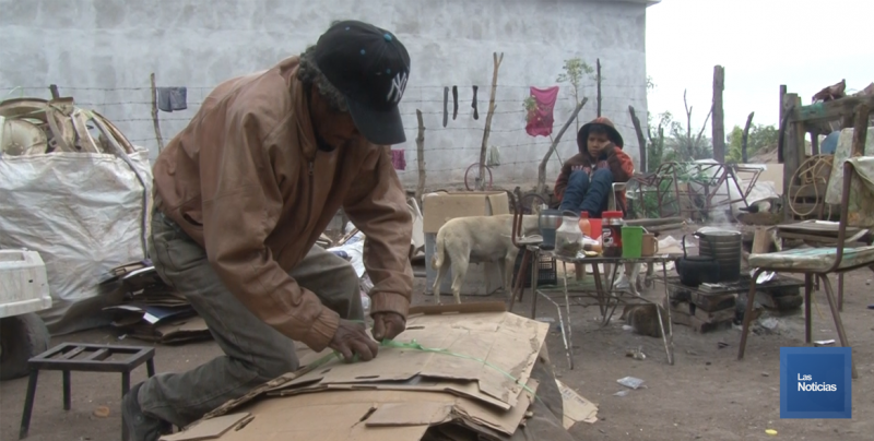 En Navojoa, el frío afecta a las familias