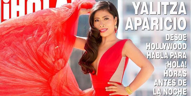 Critican a revista por 'photoshopear' a Yalitza Aparicio