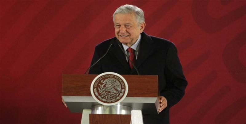 López Obrador esgrime logros del combate al robo de combustible en México