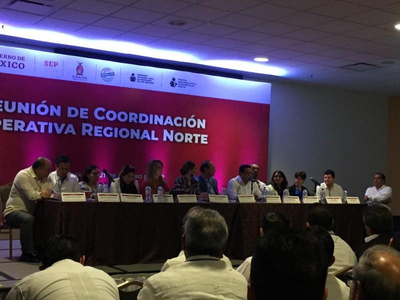 Es Mazatlán sede de la primer reunión operativa de educación nacional para adultos