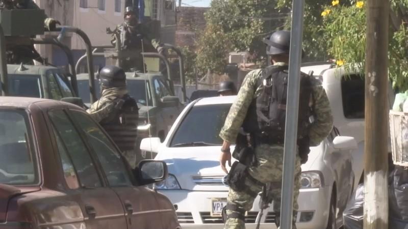 Preocupa que guardia nacional siga modelo de represión de otros paises