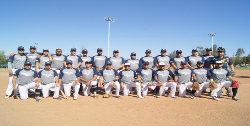 Nueva generación de beisbol de las Águilas de la UAS a la Universiada Estatal