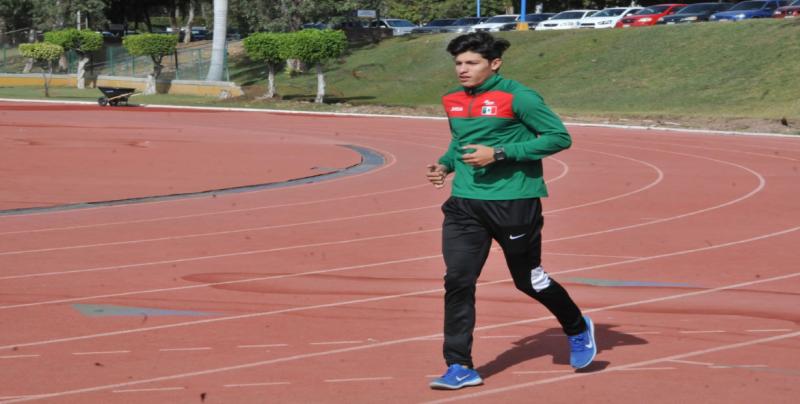 César Ramírez cerca de los Juegos Panamericanos de Lima 2019