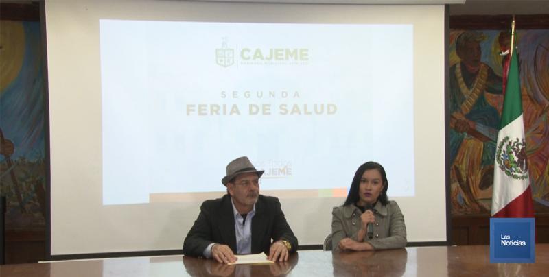 En Cajeme, realizarán segunda Feria de la Salud