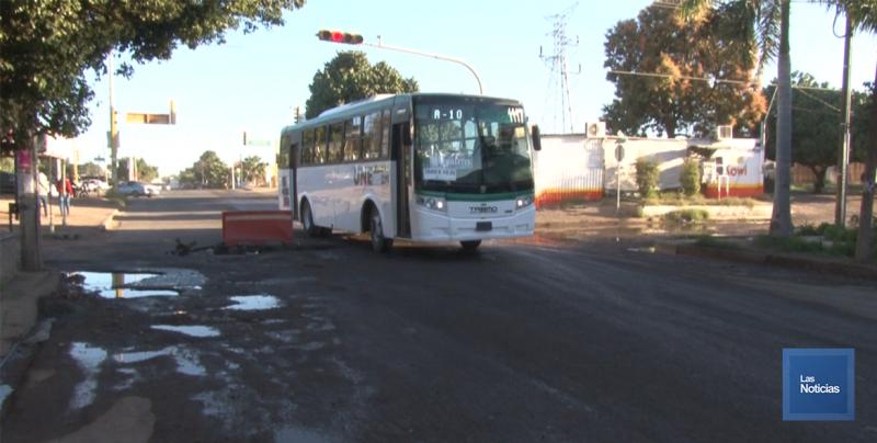 En Cajeme, vecinos piden rehabilitación de calles