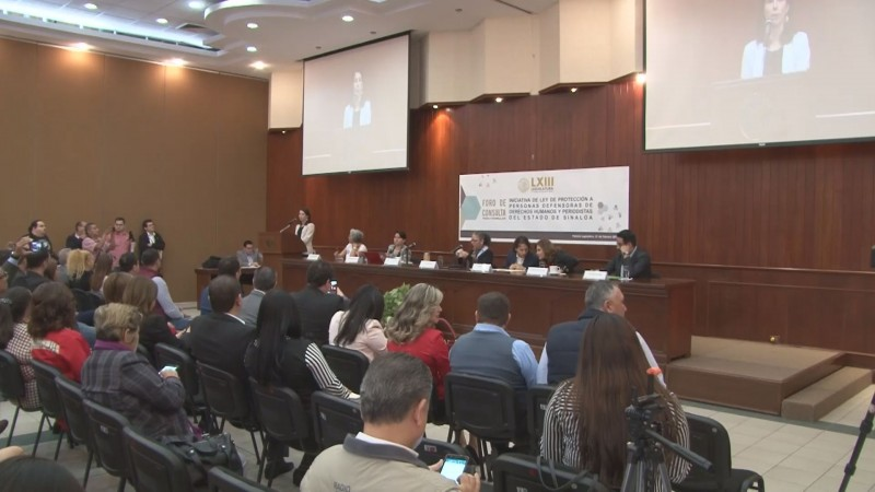 Congreso organiza foro para fromular iniciativa de ley de protección a periodistas