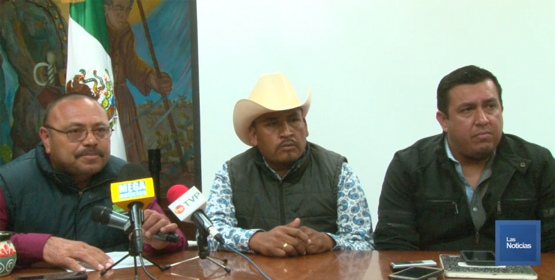 Regidores respaldan a Alcalde con despido de funcionario