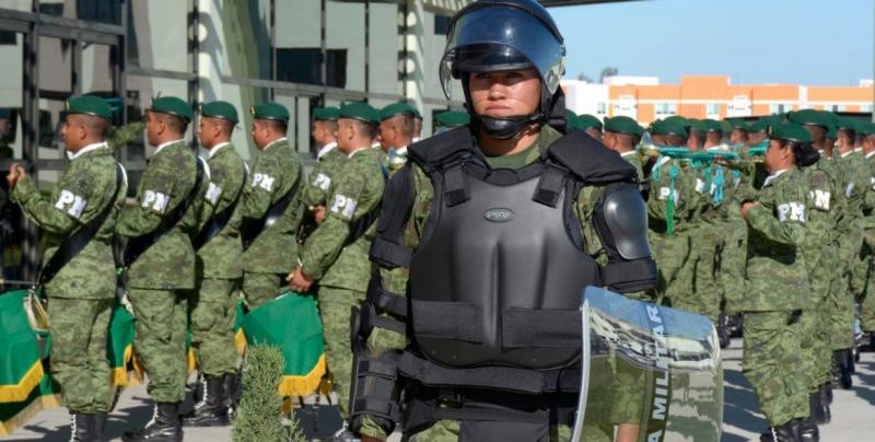 Todo lo que debes saber sobre la nueva 'Guardia Nacional'