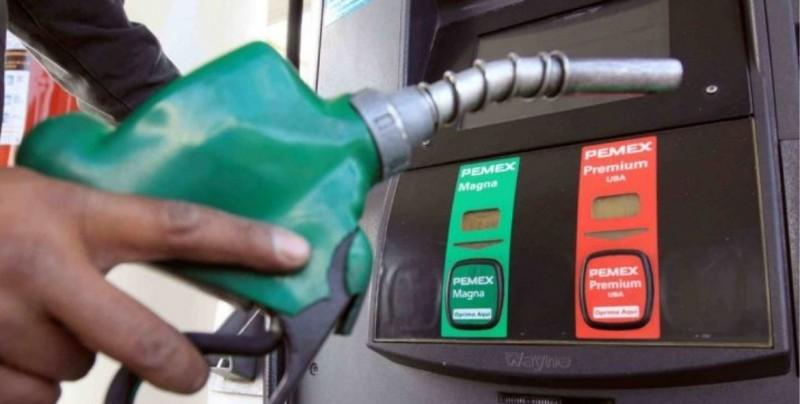 En febrero se incrementa el precio de la gasolina