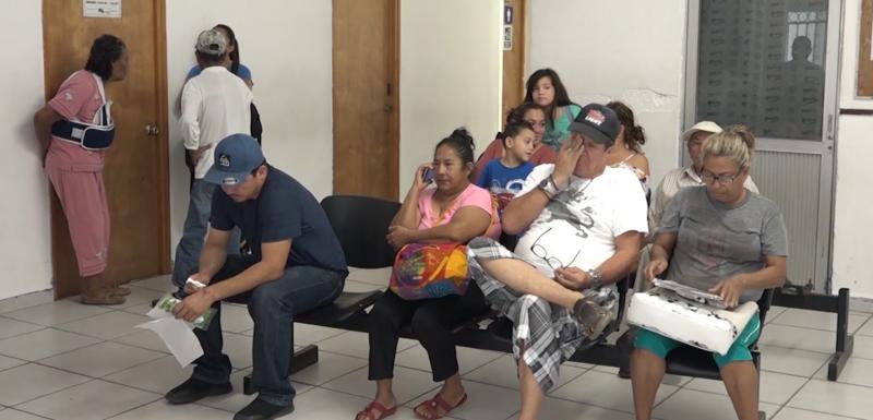 Ningún paciente se queda sin medicina en hospitalito: Jefe de Servicios Médicos