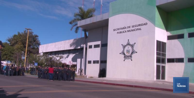 Supervisan armamento de policías municipales de Cajeme