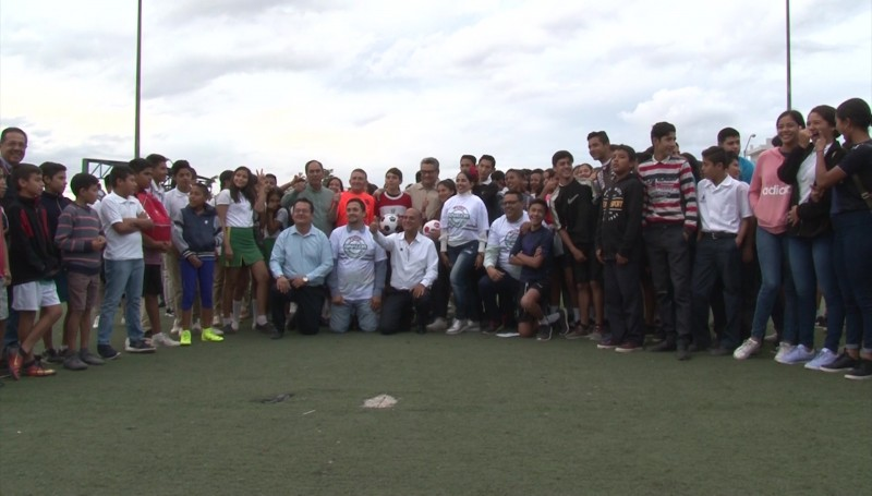"Arranca la ""Copa Puro Sinaloa de Futbol  7"""