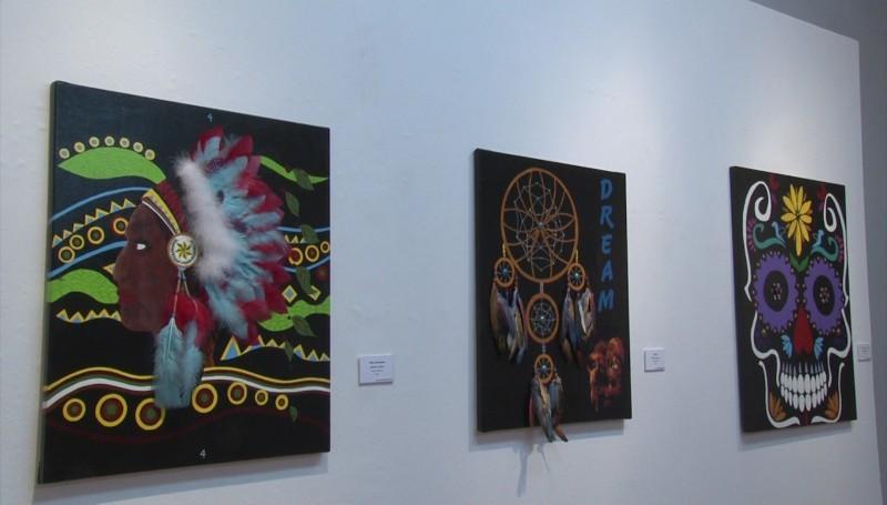 Lloyd Goldstein rinde homenaje a los colores con su obra