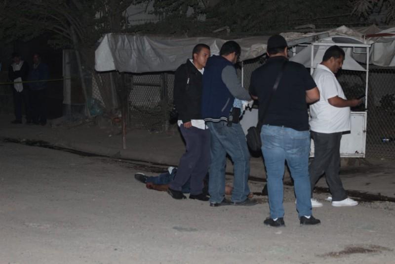 """Lo asesinan a balazos en """"La Esperanza"""""""