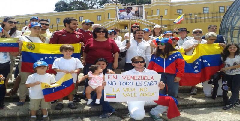 Preocupan las altas cifras de venezolanos solicitantes de asilo en EE.UU.