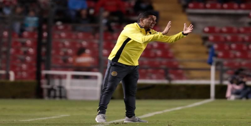 """""""El equipo hizo una buena presentación"""": José María Martínez"""