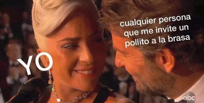Aquí están los esperados memes de los Oscar 2019