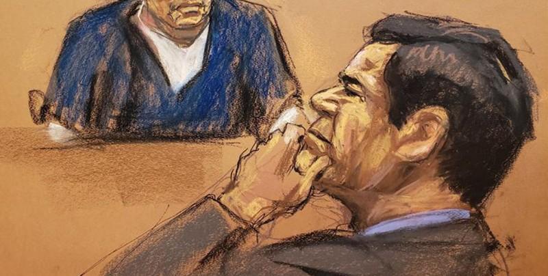 Juez da un mes más al Chapo para solicitar la repetición de su juicio
