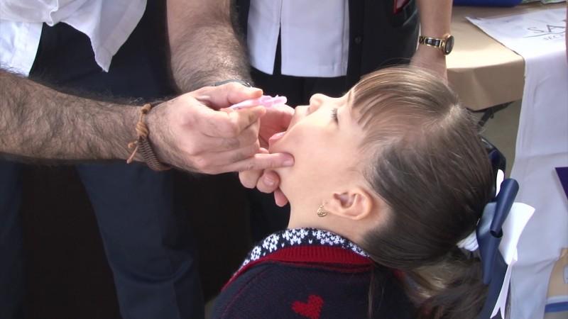 Aplicarán en la zona sur 32 mil 992 vacunas