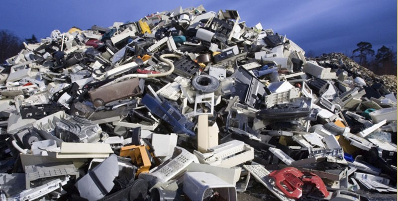 México, el tercer país de América que produce más basura electrónica