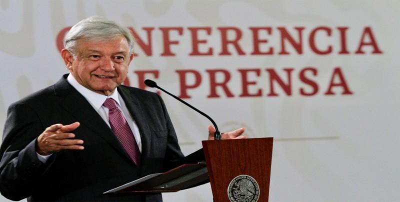 El presidente de México confía en que diputados aprueben la Guardia Nacional