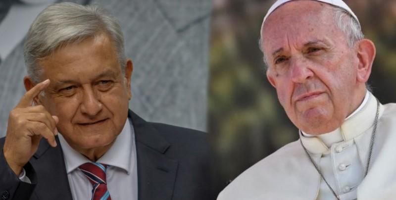 López Obrador no descarta mesa sobre Venezuela en México e invitación al papa