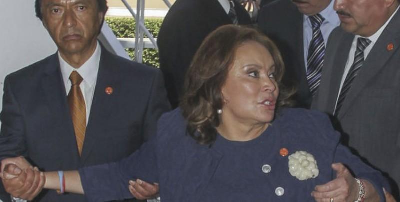 Liberan el video de la detención de Elba Esther Gordillo