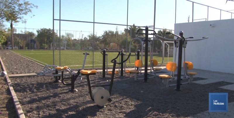En Cajeme, construyen nuevo parque