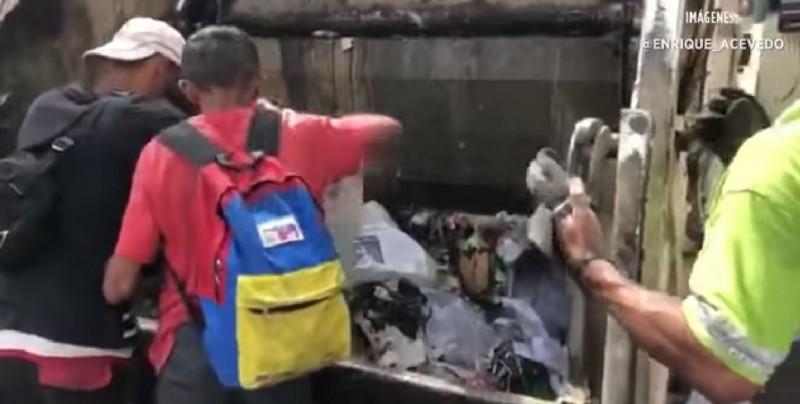 ¿Cómo está la situación en Venezuela? Joven narra cómo viven en épocas de hambre