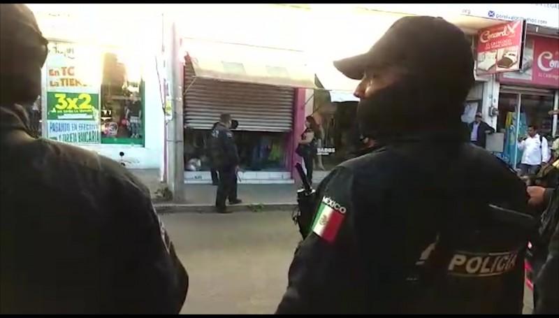 Realizan operativo contra la piratería en Mazatlán