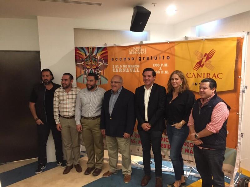 Este jueves, inauguración de muestra gastronómica carnavalera en Mazatlán