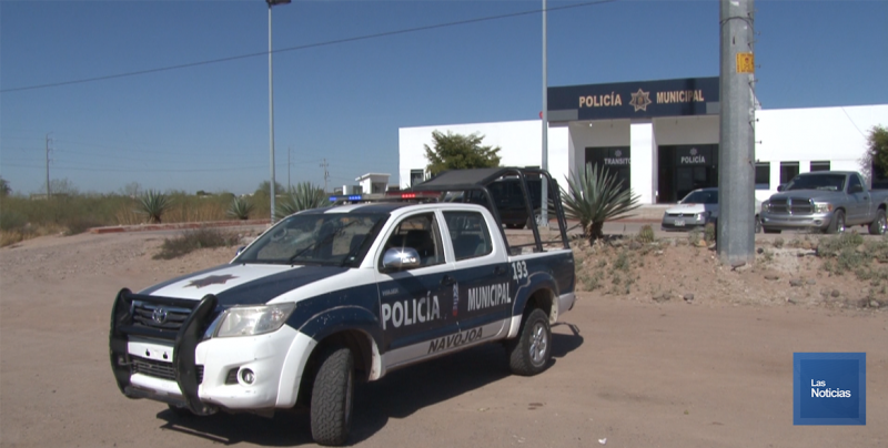En Navojoa, emitirán convocatoria para policías