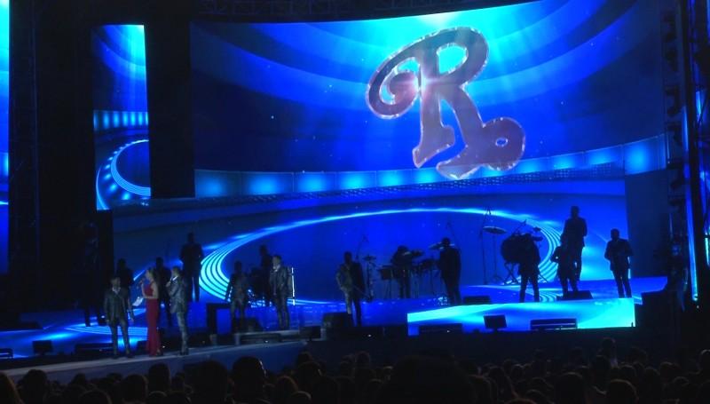 Festeja Banda El Recodo 80 aniversario en Mazatlán
