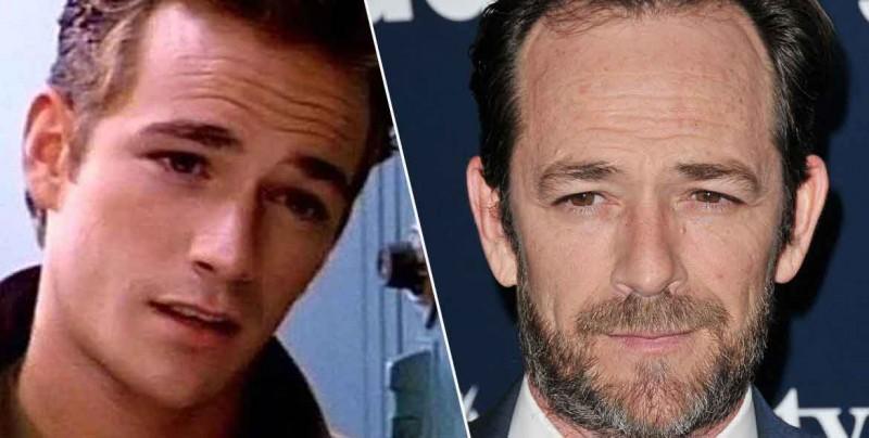 Actor Luke Perry de Beberly Hills 90210 sufre derrame cerebral