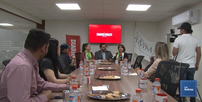 Anunciaron conferencia en torno a la mujer para que sea emprendedora