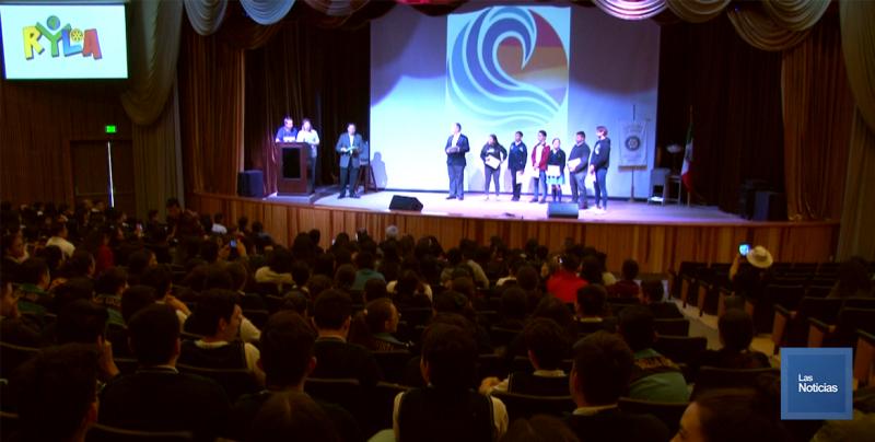 Club Rotario busca generar juventudes más comprometidas con su entorno