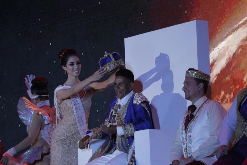 Coronan al Rey del Carnaval 2019