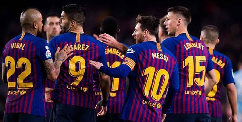 Así fue la evolución del estilo del Barcelona