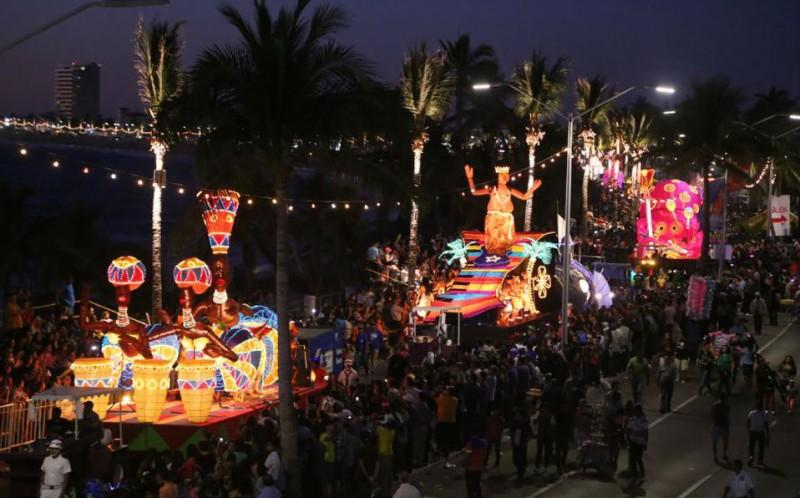5 canciones que los mazatlecos bailan y cantan a todo galillo en Carnaval