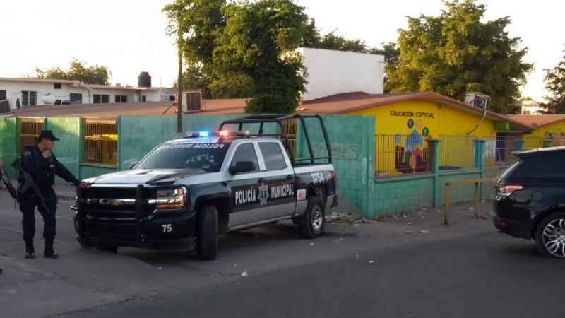 """Balacera en la """"Hidalgo"""""""