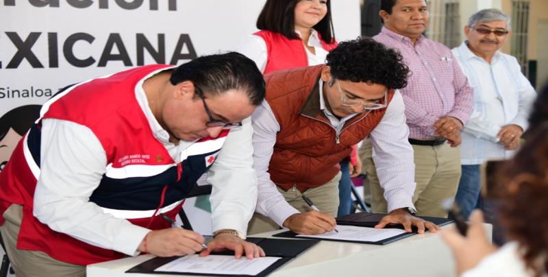 Cruz Roja capacitará a docentes como primeros respondientes en incidentes