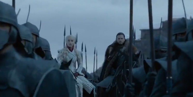 #Video Mira aquí el tráiler 8va temporada de Game of Thrones