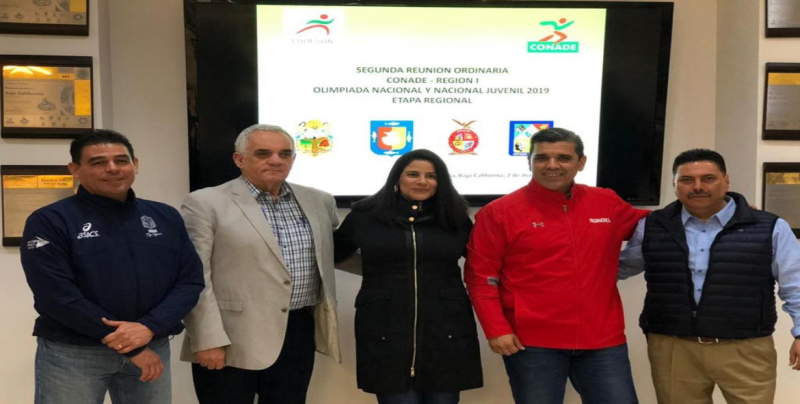 Sinaloa a la Olimpiada Regional con 350 participantes