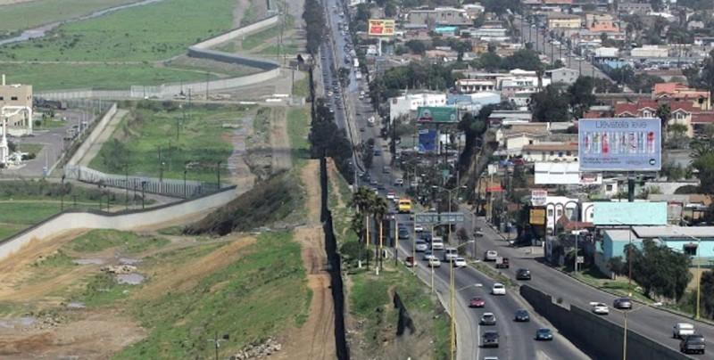Los cruces clandestinos en la frontera con México se duplican en febrero