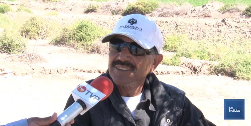 En Huatabampo, el Agua es el principal problema para la gente