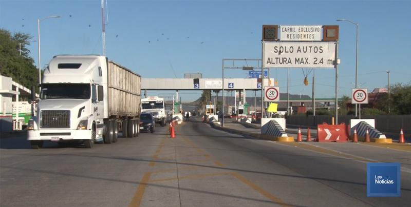 En Esperanza, sigue el libre tránsito por caseta de peaje